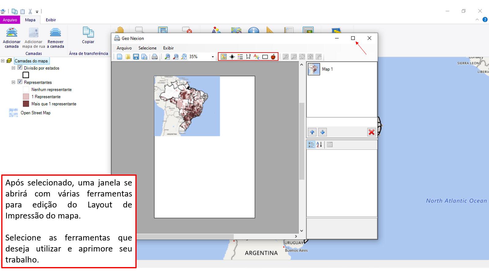 Workmap Geomargeting